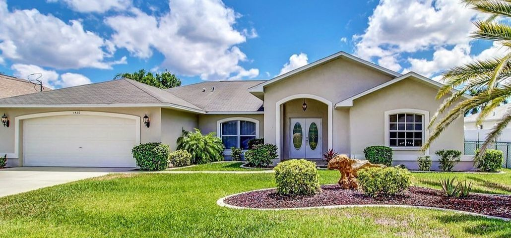 Cape Coral Rental home Riverside
