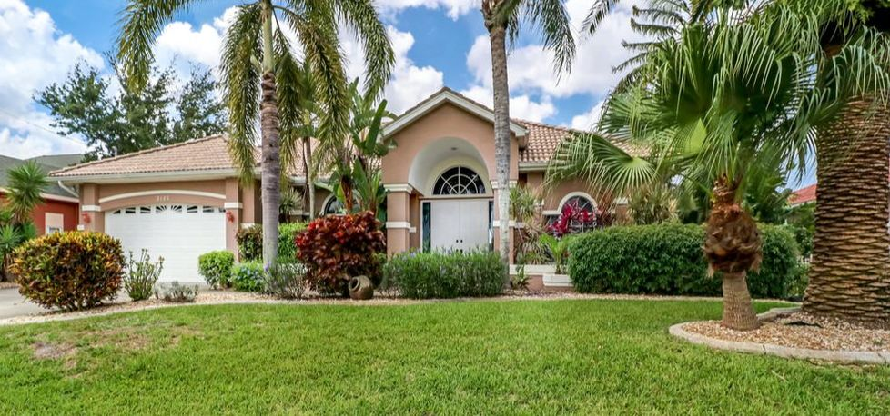 Cape Coral Rental Home Sunray